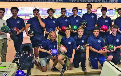 New UC High Bowling Club Enthusiastic to Strike