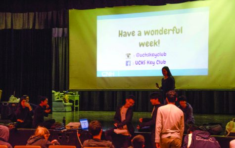 Key Club Opens Doors for Students and the Community