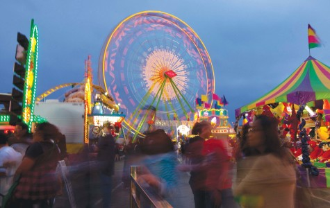 Race to the San Diego County Fair