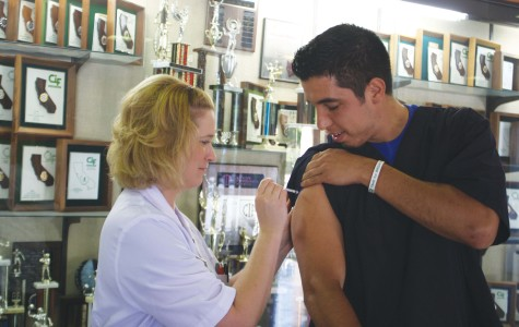 Whooping Cough Booster Shot Mandatory for All Students