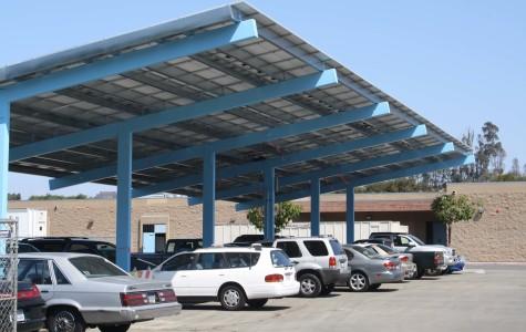 Solar Panels to Provide Energy