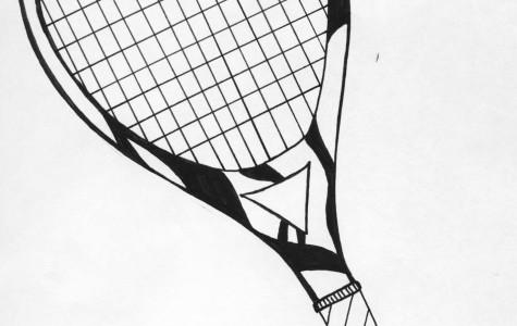 Girls Tennis Makes a Racquet