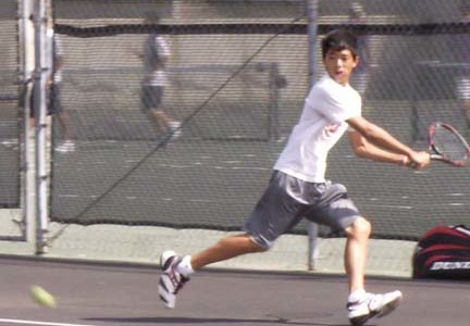 Boys Tennis Serves, Swings and Smashes Toward Success