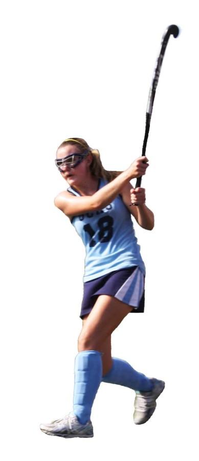 Female Athlete of the Month: Senior Kaitlyn Fleming