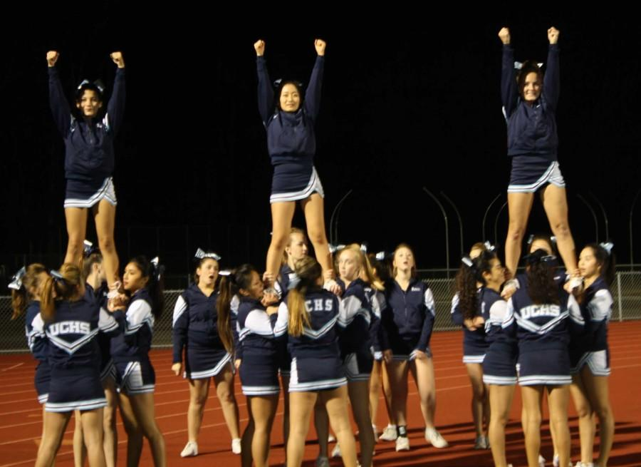 cheerleading as a sport This has been a constant debate, whether cheerleading is a sport or not there is very valid evidence for both sides of the argument cheerleaders are commonly seen on the sidelines at football.