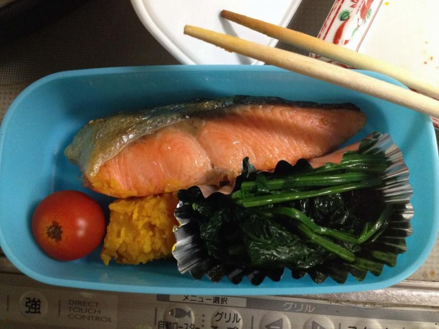 School Lunches Not all the Same: Example, Japan