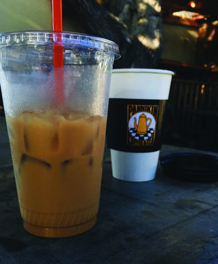 Pannikin is known for its Vietnamese Coffee.