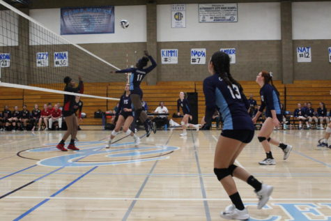 Girls Volleyball Wins League, Goes Far in CIF and State