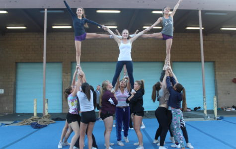 UC High Reintroduces Competitive Cheer After Six Years