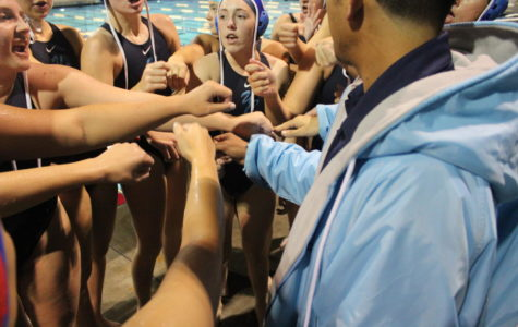 Girls Water Polo Participates in First Travel Tournament