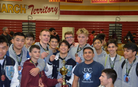 UC Wrestling Makes CIF Two Years in a Row