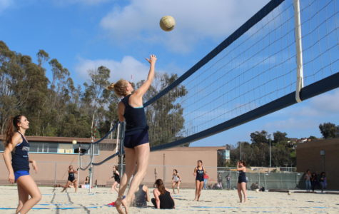 UC Girls Sand Volleyball Dive into Upcoming Playoffs