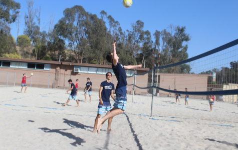 Boys Beach Volleyball Serves Up Success