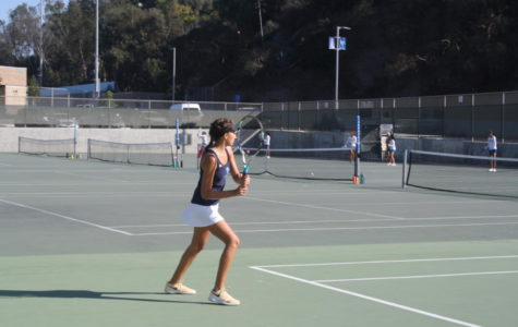 The Girls Tennis Team Goes Undefeated in New, City League
