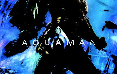 Quirky Aquaman Saved by Shirtless Momoa