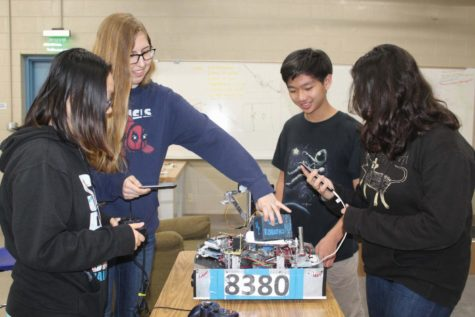 Reinvigorated Engineering Pathway Develops Minds, Technical Skills
