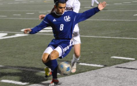 Boys Soccer Takes League Title Once Again