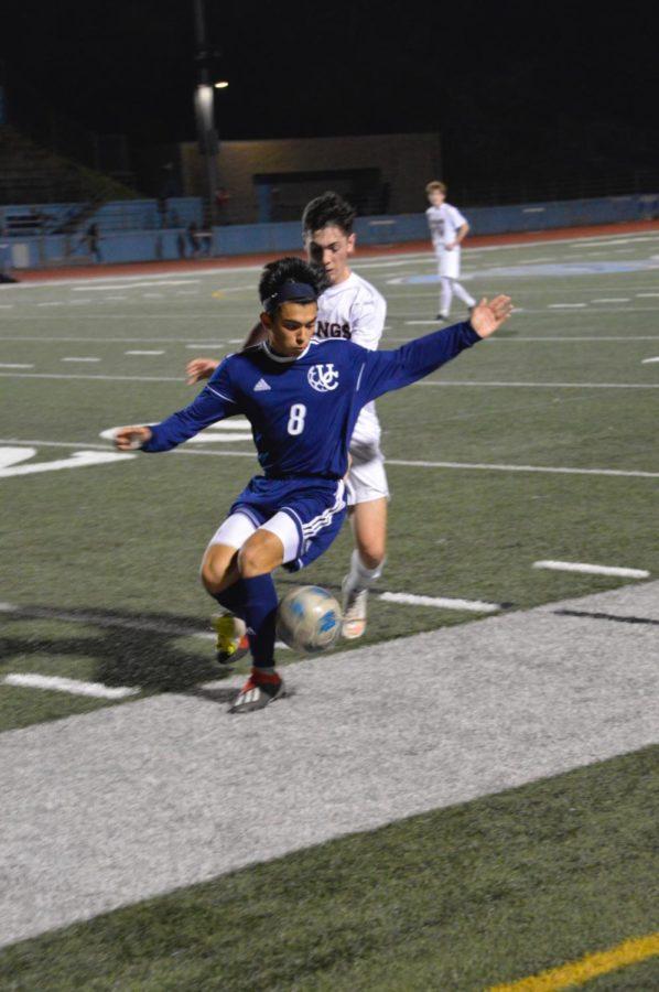 Boys Soccer Takes League Title Once Again