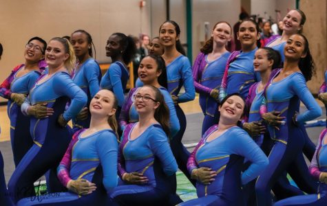 UC High Color Guard Performers Travel to Multiple Competitions
