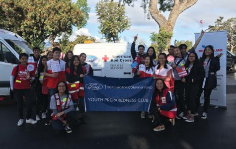 Red Cross Club Strives to Improve Community Through Service