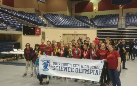 UC High Science Olympiad Competes in 2019 State Science Competition