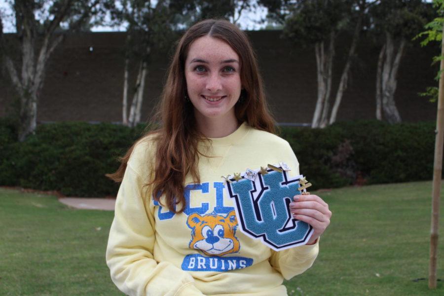 Valedictorian Lauren Stack Embodies Hard Work and Determination