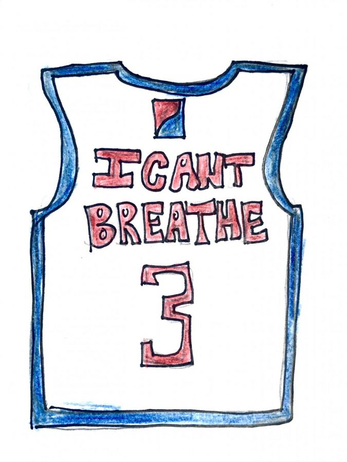 NBA and WNBA players wore special shirts in honor of the lives lost to police brutality.