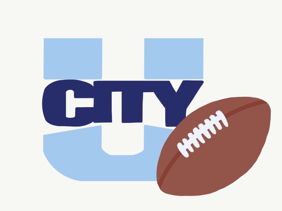 Varsity+Football+Looks+to+Improve+This+Season