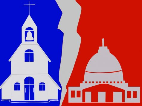Intertwined Church and State Breeds Corruption