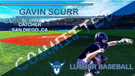 Scurr Looks Poised to Continue Success at Luther College