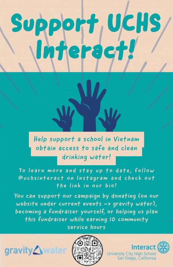 UC+High+Interact+Club+Holds+Fundraiser+to+Support+Vietnam+School